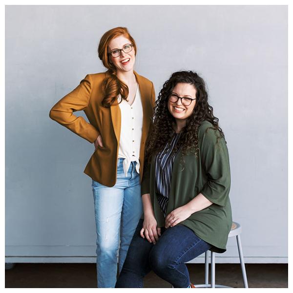 Lauren Anderson and Rachel Bridgwood, Sweet Root Village's photo